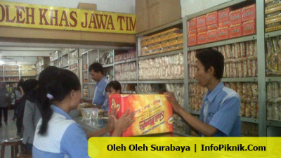 Oleh Oleh Khas Surabaya